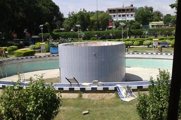 AMRUT-Solar Park Enhlish Bazar